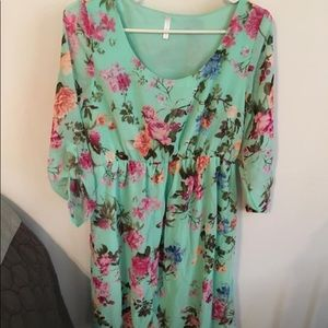 Pinkblush Dresses - Maternity Dress - Pinkblush